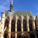 Chapel at Oxford