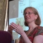 Carole Taylor teaching