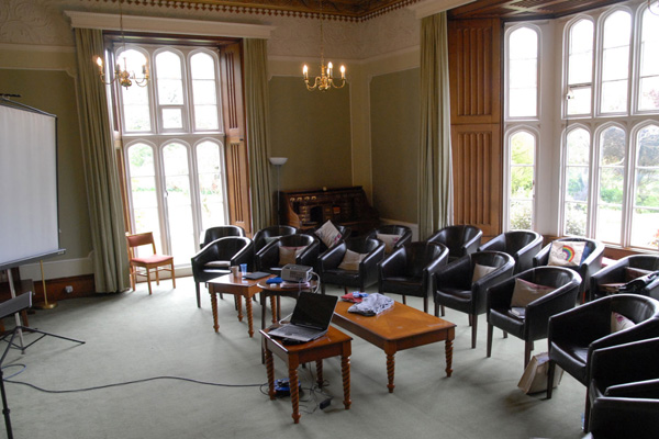 Abbey House Sitting Room