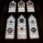Exeter College Chapel - windows