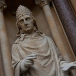Exeter College Statue