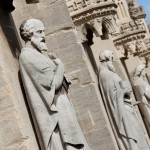 Exeter College statues