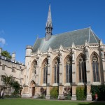 SS 2015 Exeter College Chapel