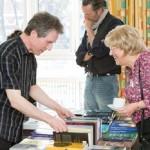 John Etherington & Penny Bookstall FD 2014