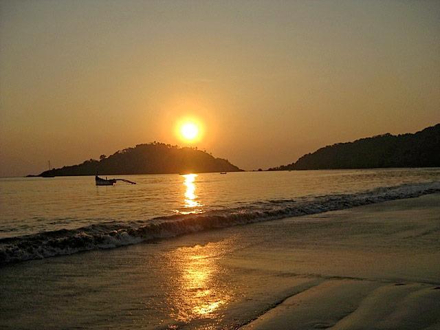 Monkey Island, Palolem