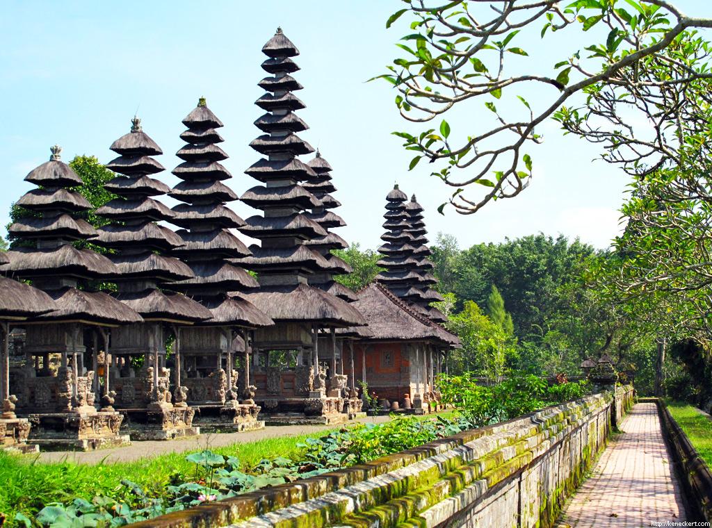 Taman Ayun Bal Indonesia
