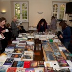 SS 2014 bookshop browsing
