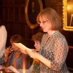 Carole Taylor reading 2014 Gala Dinner