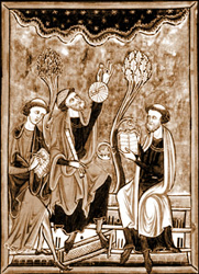 Medieval astrologers